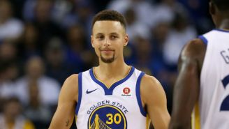 Steph Curry Joked He's Ruining Basketball After Watching A Rhode Island Player Drill A Long Three