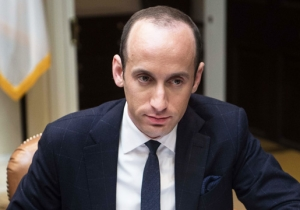 Stephen Miller Once Jumped Into A Girls' Track Meet To Try To Prove That Men Are Faster Than Women (Or Something?)