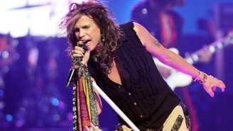 Steven Tyler Updates Fans On His Health After Aerosmith Is Forced To Cancel Their Tour