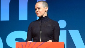 Rose McGowan's Twitter Account Was Suspended After She Called Out Harvey Weinstein (UPDATE)