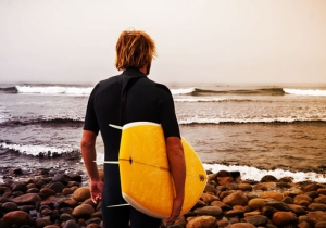 This Surfer/Artist Follows His Passions By Living Fearlessly