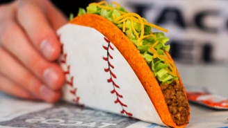 America Is Getting A Free Taco Bell Taco Thanks To Houston's Cameron Maybin