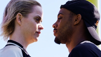 Taryn Manning Talks 'Orange Is The New Black' And Being A Kid Martial Artist In The Latest 'Hang Time'