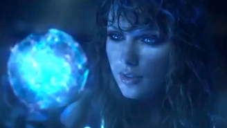 Taylor Swift Is Kind Of Naked In Her Intense Sci-Fi '…Ready For It?' Video Teaser