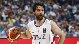 Milos Teodosic Proved He's The World's Best Passer In His NBA Debut With The Clippers