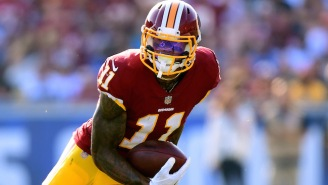 Terrelle Pryor Says Chiefs Fans Called Him The N-Word, Leading To An Incident In The Tunnel