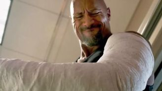 The Rock Announces His 'Fast And Furious' Spinoff With Jason Statham (And Without Tyrese)