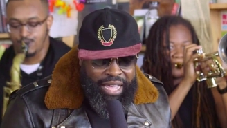 The Roots Deliver A Pointed Political Message In Their Powerful Tiny Desk Concert
