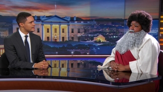 'The Daily Show' And The Rest Of Late Night Had A Blast Mocking Bill O'Reilly Saying He's 'Mad At God' For His Troubles