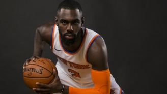Tim Hardaway Jr. Has High Expectations For His First Season With The Knicks