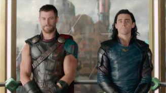 The Latest 'Thor: Ragnarok' Clip Highlights The Relationship Between Thor And Loki