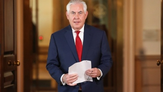 Trump Is Reportedly Mad That Rex Tillerson Is Getting More Cable News Coverage Than He Is