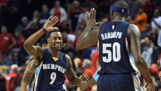 The Grizzlies Will Retire Tony Allen's Number Along With Zach Randolph