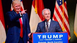 A Timeline Of The Escalating Feud Between Republican Senator Bob Corker And President Trump