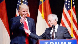 Even Sen. Bob Corker, A Frequent Trump Detractor, Is Going To Vote For The GOP Tax Bill
