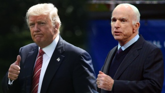 A Brief History Of The Verbal War Between John McCain And Donald Trump