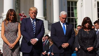 Trump Reportedly Mocks Mike Pence's Religious Views To Remind Him 'Who's Boss' In The White House