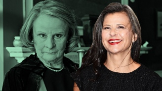 Tracey Ullman Talks About Mining Chaotic World Affairs For 'Tracey Ullman's Show'
