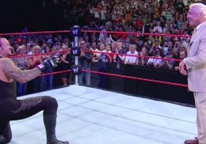 The Undertaker Attended The Premiere Of Ric Flair's '30 For 30′ Documentary