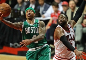 Dwyane Wade Has Isaiah Thomas' Back When It Comes To Danny Ainge