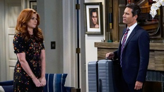 Which 'Will And Grace' Will We Get This Week?