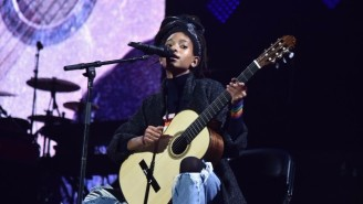 Willow Smith's 'The 1st' Expands Into Evocative Folk Reminiscent Of '90s Pop Angst
