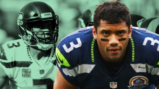 Russell Wilson On Young Quarterbacks, Pete Carroll, And Why He Loves Seattle