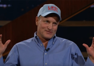 Woody Harrelson Needed Pot To Survive His 'Brutal' Dinner With Donald Trump: 'Never Met A More Narcissistic Man'