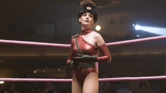 Alison Brie Posted The First Set Photo From 'GLOW' Season 2