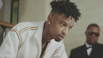 21 Savage's 'Bank Account' Video Is An 'Inside Man'-Inspired Heist Story Featuring Mike Epps