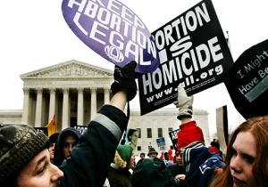 The First Amendment Case That Could Upend Abortion Law