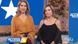 'Access Hollywood' Fires Back At Trump For Suggesting The Billy Bush Tape Was Faked: It's 'Very Real'