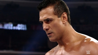 Alberto Del Rio Teased A Wrestling Retirement Tour In 2019