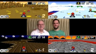 Watch This Neural Network Learn How To Play 'Mario Kart'