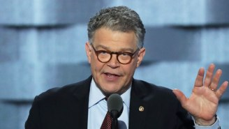 Al Franken Apologizes Following Allegations That He Groped And Kissed A Woman Without Consent