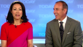 Many People Are Wondering What Former 'Today' Anchor Ann Curry Is Up To After Matt Lauer's Firing
