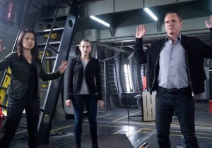 Marvel Teased An 'Agents Of SHIELD' Surprise And Fans Immediately Thought It Was The 'Avengers: Infinity War' Trailer