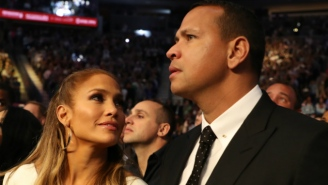Jennifer Lopez Is Openly Campaigning For Alex Rodriguez To Become The Next Yankees Manager