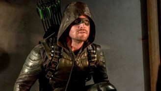 'Arrow' Celebrates Thanksgiving On This Week's Geeky TV