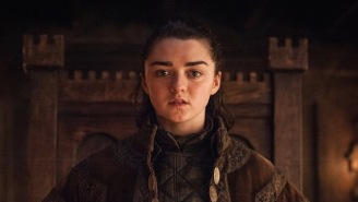 Maisie Williams Adds An Oscar Winner To Arya Stark's 'Game Of Thrones' Kill List