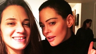 Rose McGowan Speaks Out For Asia Argento After The Death Of Anthony Bourdain: 'We Must Do More And Be Better'