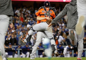The Astros Jumped Out Early And Hung On For A Game 7 Win And Their First World Series Title