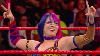 Asuka Made Some Pretty Impressive WWE History With Her Victory On Raw