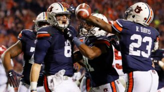 Auburn Knocks Off Alabama In The Iron Bowl To Add Uncertainty To The College Football Playoff Hunt