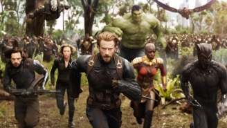 The 'Avengers: Infinity War' Trailer Is Officially Here