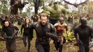 'Avengers: Infinity War' Is Already Breaking Records