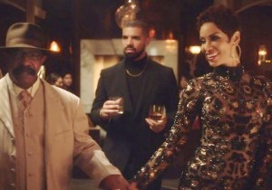 Drake Gets Upstaged By His Dad In A Major Way For Their New Virginia Black Whiskey Ad
