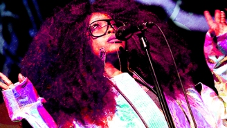 Letting Erykah Badu Read Your Chakra Is The Ultimate Lesson In Humility