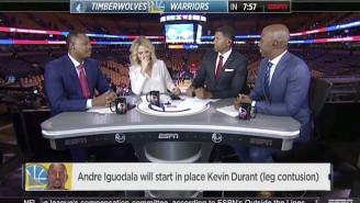Jalen Rose Disgusted Michelle Beadle By Describing His Alternative To Clipping His Toenails