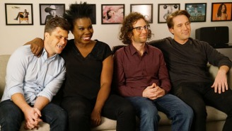 Colin Jost Gets The Worst End Of This Latest Chapter In 'SNL' Romantic Tale Of Kyle Mooney And Leslie Jones